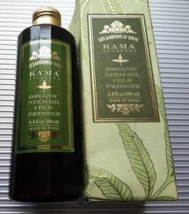 IMG 20170507 120915 265x300 Kama Ayurveda Neem Oil Review
