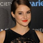 Shailene 150x150 All About Shimmer Makeup Trend