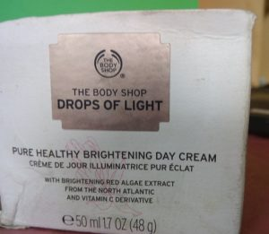 IMG 20170718 152729 300x261 The Body Shop Drops Of Light Brightening Day Cream Review