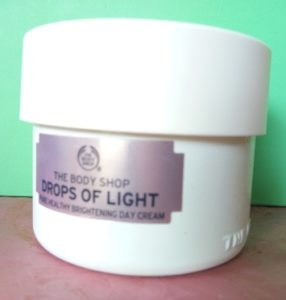 IMG 20170718 152912 286x300 The Body Shop Drops Of Light Brightening Day Cream Review