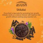 40111810 5 1 lever ayush thick natural ayurvedic long growth shikakai shampoo 150x150 Ayush Anti Dandruff Neem Conditioner Review
