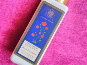 IMG 20180610 131909A 300x226 Forest Essentials Ultra Rich Body Lotion Indian Rose Absolute Review