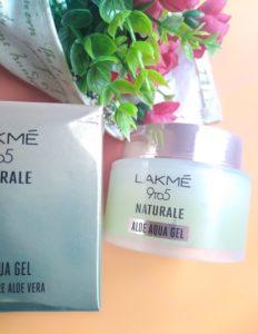 IMG 20181011 124732 232x300 Lakme 9 To 5 Naturale Aloe Aqua Gel Review