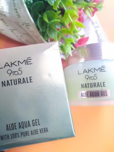 IMG 20181011 124739 225x300 Lakme 9 To 5 Naturale Aloe Aqua Gel Review