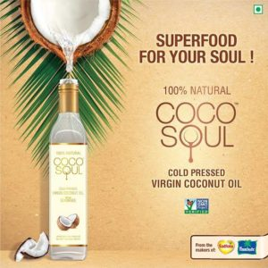 %name Coco Soul Cold Pressed Virgin Coconut Oil Review