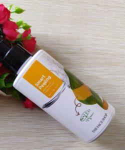 Smart peel3 faceshop 250x300 The Face Shop Smart Peeling Mild Papaya Douce Review