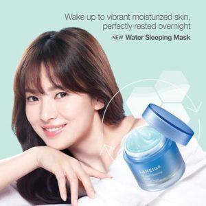 %name Laneige Water Sleeping Mask Review