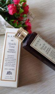Kama muscle tone 177x300 Kama Ayurveda Muscle Tone Firming Treatment Oil Review