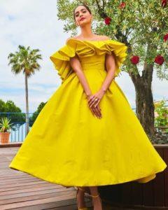 %name Sonam Kapoor Ahuja Cannes 2019 Look Highlights