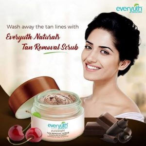 %name Everyuth Naturals Tan Removal Scrub Review