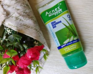Acnes2 300x240 Acnes Skin Soothing Gel Review