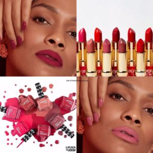 66673889 442813559896007 3125931863896029725 n 300x300 Masaba By Nykaa Matching Lipstick And Nail Polish Collection