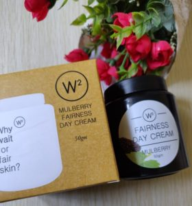 W2 day cream 280x300 W2 Mulberry Fairness Day Cream Review