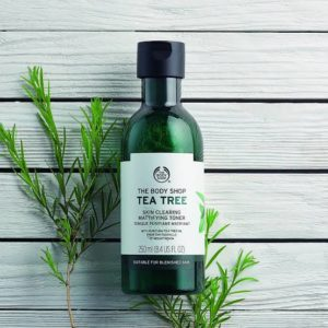 %name The Body Shop Tea Tree Mattifying Toner Review