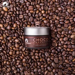 %name Mc Caffeine Choco Glow Face Pack Review