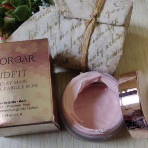 Colorbar3 300x300 Colorbar Nude It Rose Clay Mask Review